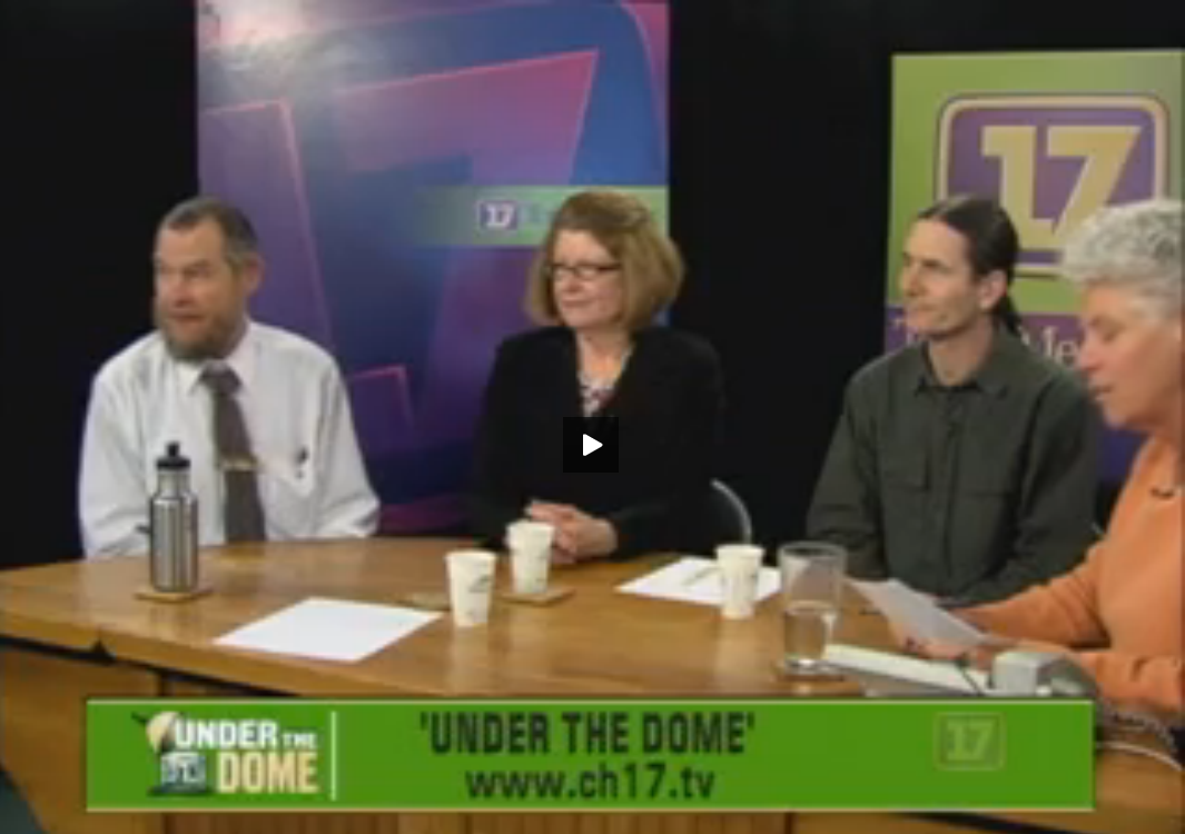 Under the Dome: Water Quality Issues & Natural Resource Issues